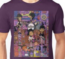 Saturday morning cartoons Unisex T-Shirt
