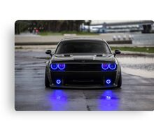 Liberty Walk Challenger Canvas Print