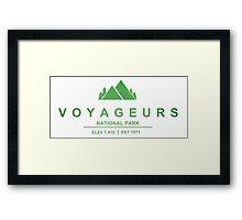 Voyageurs National Park, Minnesota Framed Print