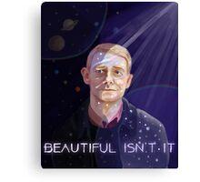 Beautiful Isn't It Canvas Print