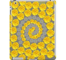 Daisy Mixture - Yellow and Pink iPad Case/Skin