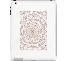 Mandalove Summer Heat Mandala iPad Case/Skin