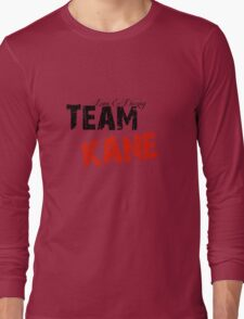 Team Kane - TEE Long Sleeve T-Shirt