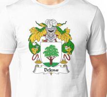DeJesus Coat of Arms/Family Crest Unisex T-Shirt