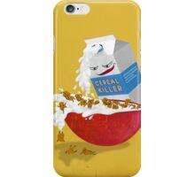 Cereal Killer iPhone Case/Skin
