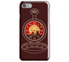 The Children of Time - Fob Watch iPhone Case/Skin