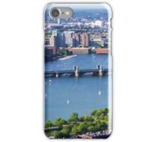 A Boston View 5 iPhone Case/Skin