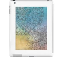 Mandalove Watercolor Vector iPad Case/Skin