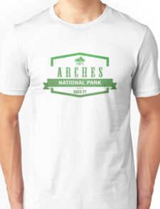 Arches National Park, Utah Unisex T-Shirt