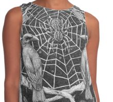 The Web's Lair Contrast Tank
