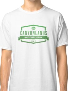 Canyonlands National Park, Utah Classic T-Shirt