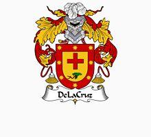 DeLaCruz Coat of Arms/Family Crest Unisex T-Shirt