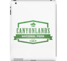 Canyonlands National Park, Utah iPad Case/Skin