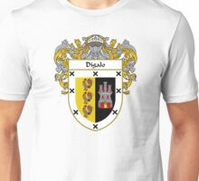 Digalo Coat of Arms/Family Crest Unisex T-Shirt