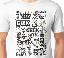 Geek Words Unisex T-Shirt