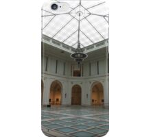 Ballroom of the Museum iPhone Case/Skin