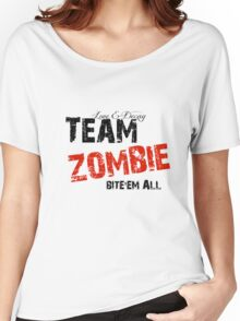 Team Zombie - TEE Women's Relaxed Fit T-Shirt