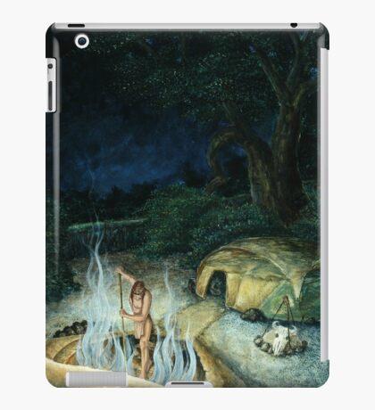 Fire Keeper iPad Case/Skin