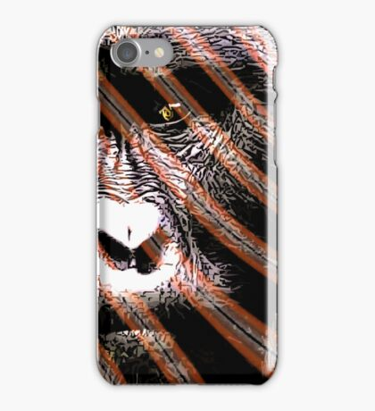 Lines lines lines iPhone Case/Skin