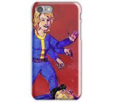 Fallout: Black Widow Perk iPhone Case/Skin