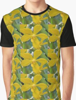 Pretty in Yellow Graphic T-Shirt