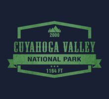 Cuyahoga Valley National Park, Ohio Kids Tee