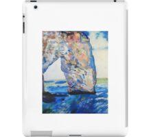Monet Remake iPad Case/Skin