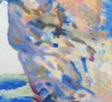 Monet Remake Sticker