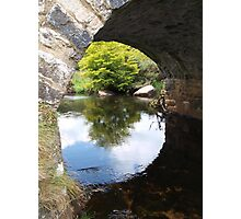 Through the Arch Photographic Print