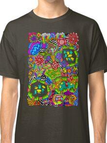 Hypercolour Wonderland! Classic T-Shirt
