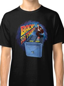 Time and Space Surfer Classic T-Shirt