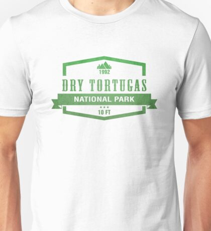 Dry Tortugas National Park, Florida Unisex T-Shirt