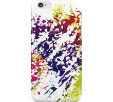 Abstract Excitement iPhone Case/Skin