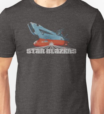 Star Blazers Unisex T-Shirt