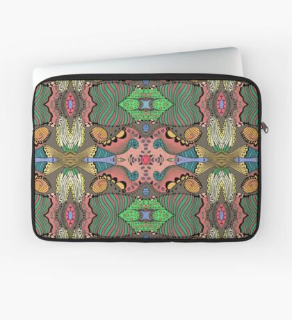 Tulip Mania Laptop Sleeve