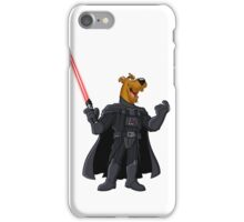 scooby vader iPhone Case/Skin