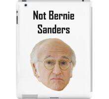 Not Bernie Sanders iPad Case/Skin