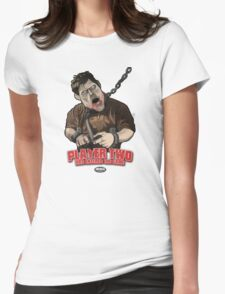 Undead Ed Womens Fitted T-Shirt