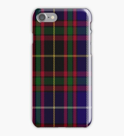 01458 Tantallon Tartan  iPhone Case/Skin