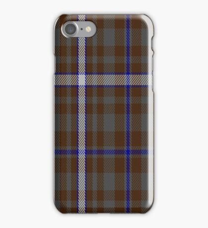 01457 Tamer of Wolves Fashion Tartan  iPhone Case/Skin