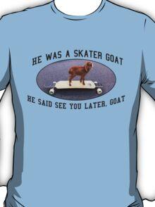Skater Goat T-Shirt