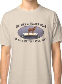 Skater Goat Classic T-Shirt