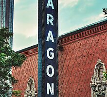 Aragon Theatre in Uptown Chicago by Kadwell
