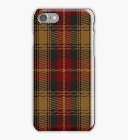 01456 Talladale Fashion Tartan iPhone Case/Skin