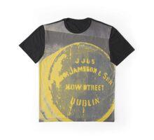 Jameson Irish Whiskey Barrel in pop art Graphic T-Shirt