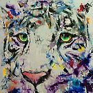 White Tiger by Michael Creese