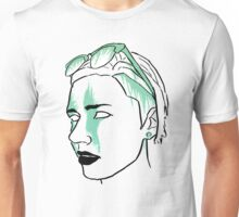Teal Tears Unisex T-Shirt