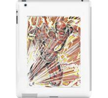 A Collaboration Work: The Flash  iPad Case/Skin