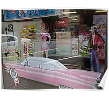 The oldies window display Poster
