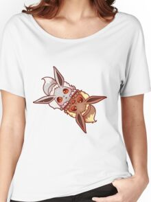 shiny and normal eevee Women's Relaxed Fit T-Shirt
